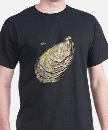 Oyster Sea Life T-Shirt