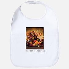 Harvest Blessings - Fall Corn - Thanksgiving Bib