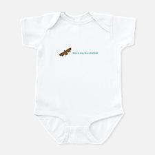 Singing Fruit Bat Infant Bodysuit