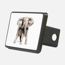 Elephant Animal Hitch Cover