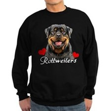Cute Rottweiller Sweatshirt