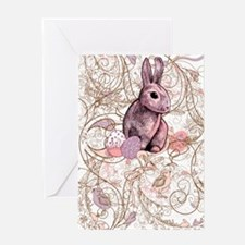 Easter is abound Greeting Card