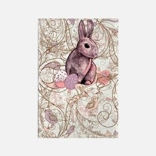 Easter is abound Rectangle Magnet
