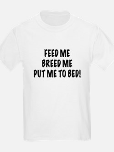 feed & breed Kids T-Shirt