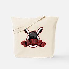 Stier Tote Bag