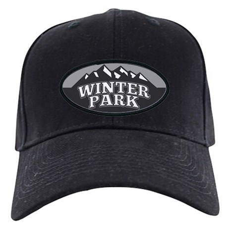 Winter Park Grey Black Cap