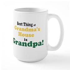 Best Thing Grandpa Mug