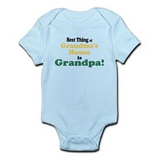 Best Thing Grandpa Body Suit