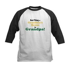 Best Thing Grandpa Baseball Jersey