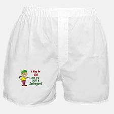May Be 80 Still Swinger Boxer Shorts