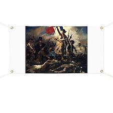 Delacroix Banner