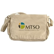 MTSO logo Messenger Bag