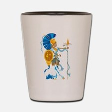 Athena Shot Glass