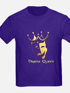 Drama Queen Kids T-Shirt