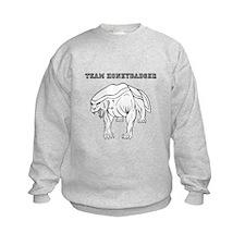 Team honeybadger2 Sweatshirt