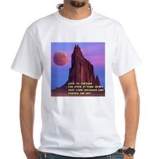 Red Moon at Shiprock, NM Shirt