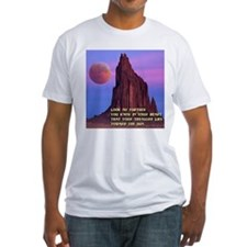Red Moon at Shiprock, NM Shirt