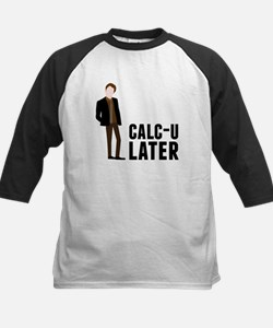 Calc-U-Later Kids Baseball Jersey