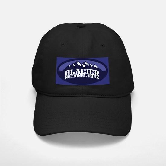 Glacier Midnight Baseball Hat