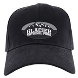 Glacier national park Baseball Cap with Patch