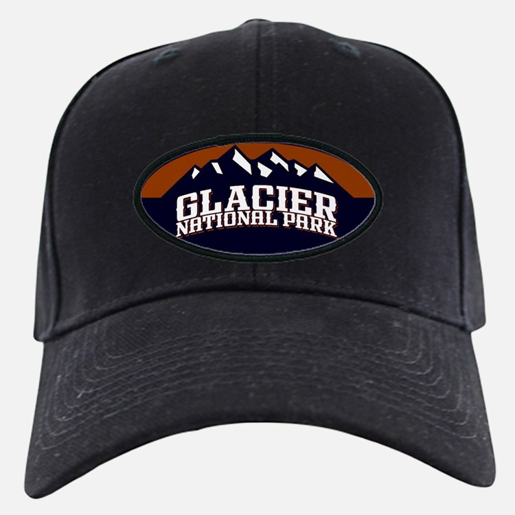 Glacier Vibrant Baseball Hat