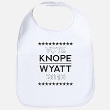 Knope/Wyatt 2016 Campaign Bib