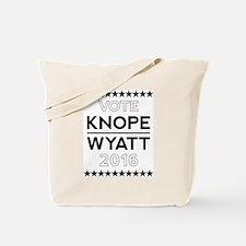 Knope/Wyatt 2016 Campaign Tote Bag