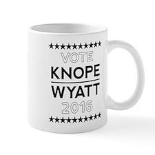 Knope/Wyatt 2016 Campaign Mug