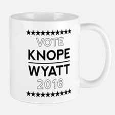 Knope/Wyatt 2016 Campaign Small Small Mug
