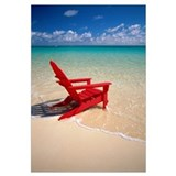 Adirondack chair Posters