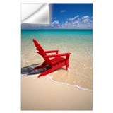 Adirondack chair Wall Decals