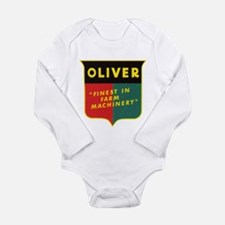 Oliver Tractor Baby Outfits