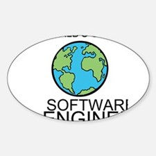 Worlds Greatest Software Engineer Decal