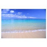 Beach Wrapped Canvas Art