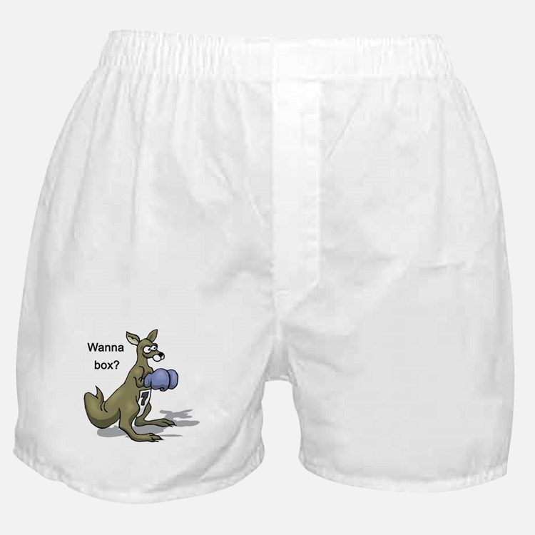 BOXING ROO Boxer Shorts
