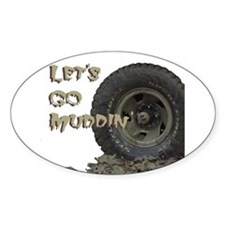 Mountain Mudd Dawgs logo Decal