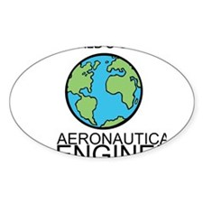 Worlds Greatest Aeronautical Engineer Decal