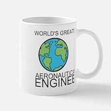 Worlds Greatest Aeronautical Engineer Mug