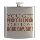 Good day sir Flask Bottles