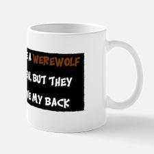 W2B Wolf Mug