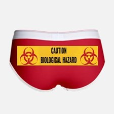 Biohazard Women's Boy Brief