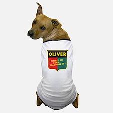 Oliver Tractor Dog T-Shirt