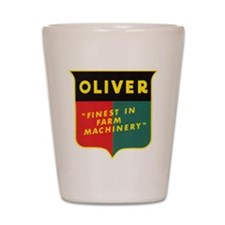 Oliver Tractor Shot Glass