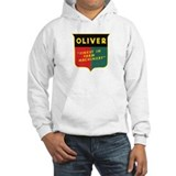 Oliver tractor Hooded Sweatshirt