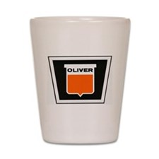 oliver newer Shot Glass