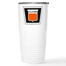 oliver newer Travel Mug