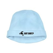 Got Dirt Bike Design baby hat