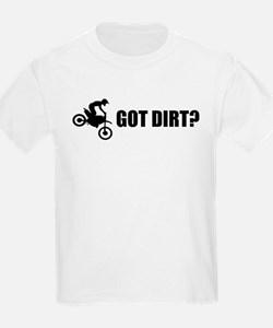 Got Dirt Bike Design T-Shirt