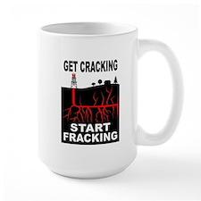 FRACKING Mug