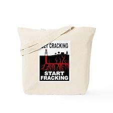 FRACKING Tote Bag